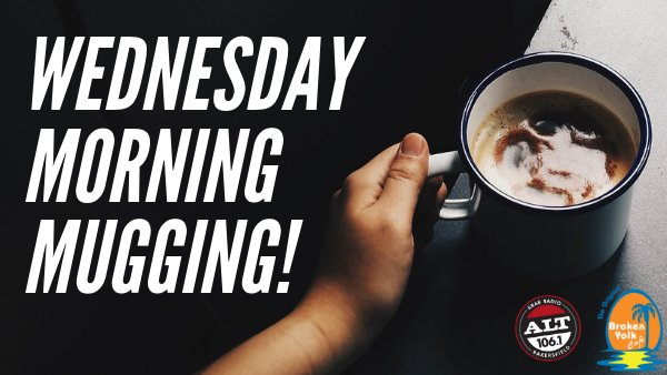None - Sign Up Your Workplace To The Wednesday Morning Mugging!
