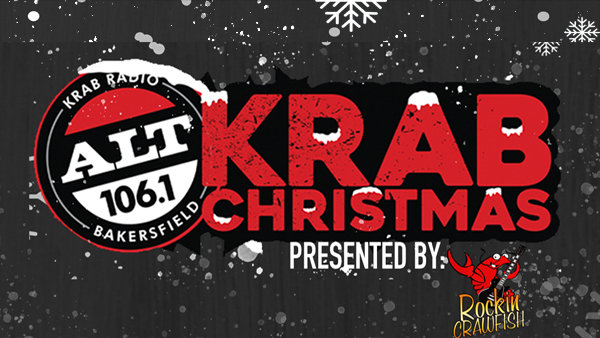None - Win Tickets To The KRAB Christmas Show!