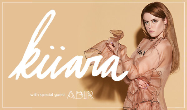 None - Register To Win Kiiara Tickets!