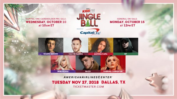 None -  Win Jingle Ball Presented By Capital One Tickets!