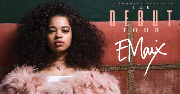 None - Register To Win Tickets To See Ella Mai