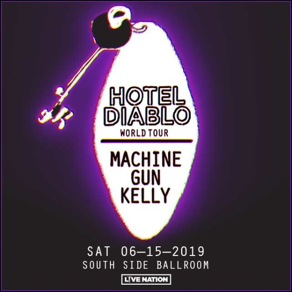 None - Register To Win Tickets To See Machine Gun Kelly!