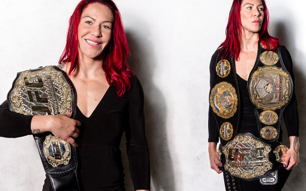 None - Register To Win Front-Of-The-Line Passes To Meet Cris 'Cyborg' Justino