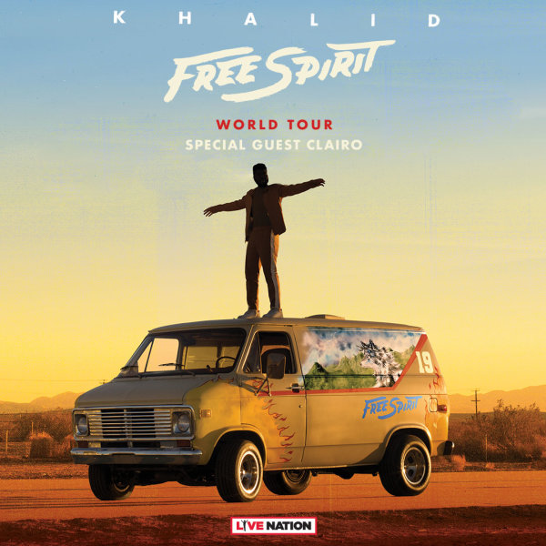None - Register To Win Tickets To See Khalid!