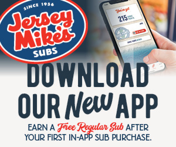 None - Win a Gift Card to Jersey Mike's Subs