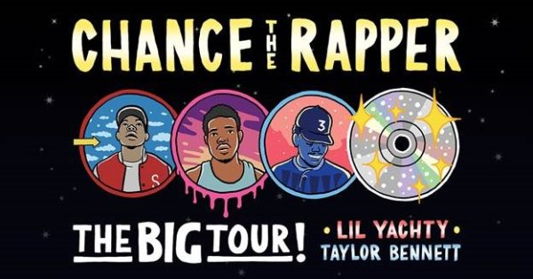 None - Listen To Win Tickets To See Chance The Rapper!