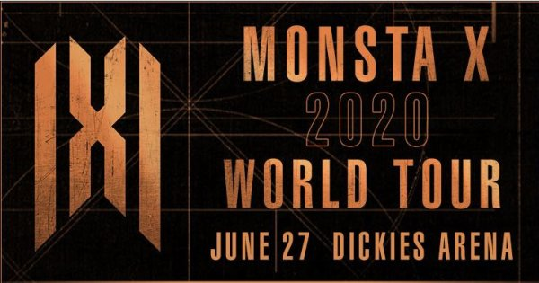 None - Listen to win tickets to see Monsta X!