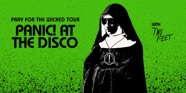 None - Panic! At The Disco Tickets!