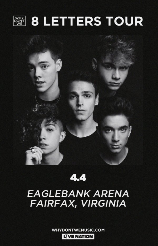 None - Why Don't We Tickets!