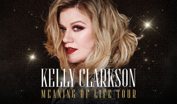 None - Kelly Clarkson Tickets!