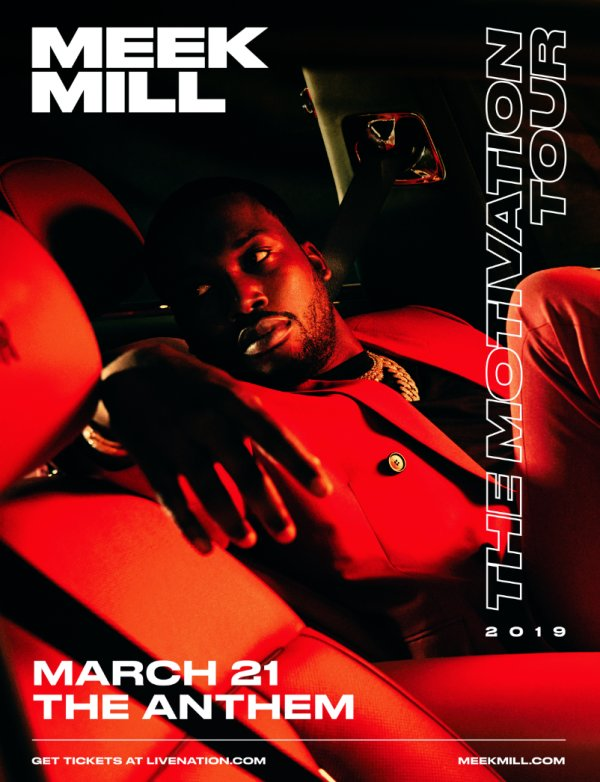 None - Meek Mill Tickets!
