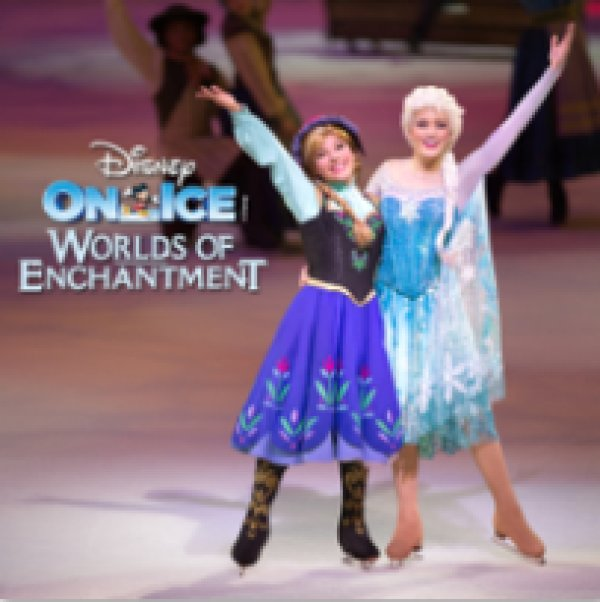 None -  Win Disney on Ice Worlds of Enchantment Tickets