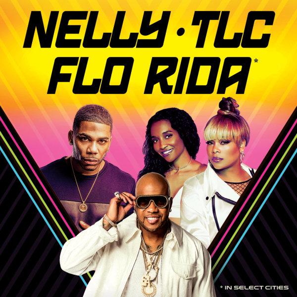 None -  Nelly/TLC/FLo-rida Tickets