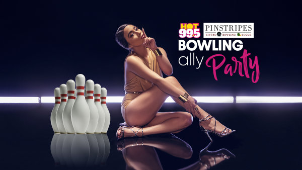 None - Go Bowling with Ally Brooke at Pinstripes!