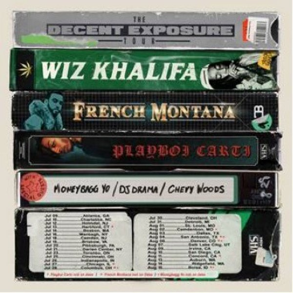 None -    Win Tickets to See Wiz Khalifa at Jiffy Lube Live!