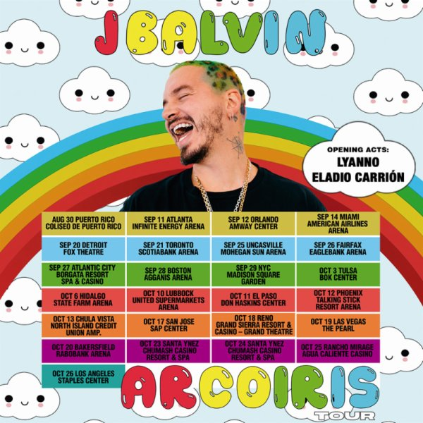 None -        Win Tickets to See J Balvin!