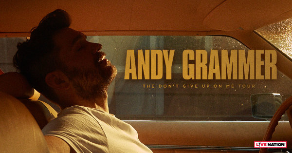 None -   Win Andy Grammer Tickets!