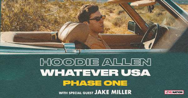 None - Win Tickets to See Hoodie Allen and Jake Miller!