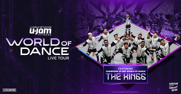 None - Win Tickets to World of Dance!