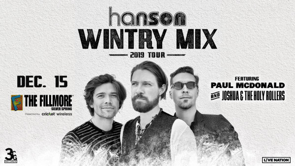 None -  Win Tickets to See Hanson!