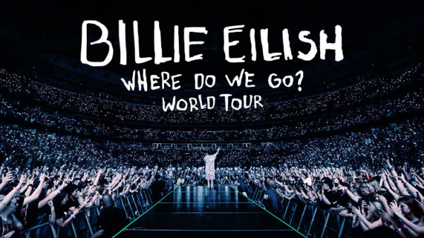 None -  Win Billie Eilish Tickets!