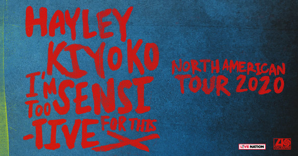 None - Win Hayley Kiyoko Tickets!