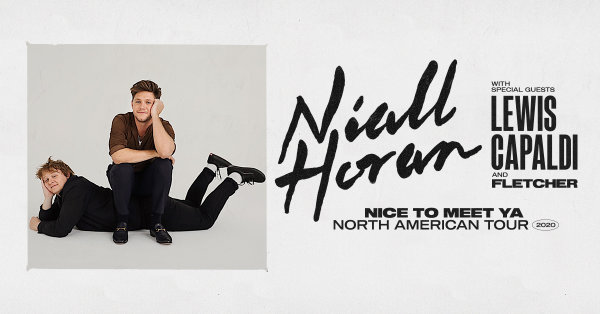 None - Win Niall Horan Tickets!