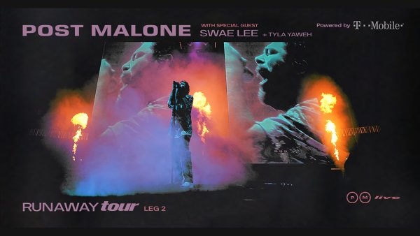 None - Win tickets to Post Malone!