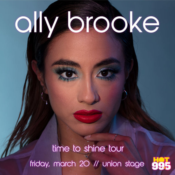 image for HOT 99.5 Presents Ally Brooke!