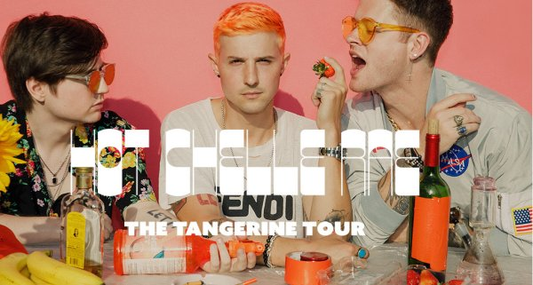 None - Win Tickets to Hot Chelle Rae!
