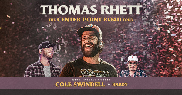 image for Win Tickets to See Thomas Rhett!
