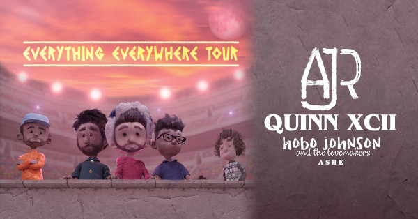 image for Win AJR Tickets!
