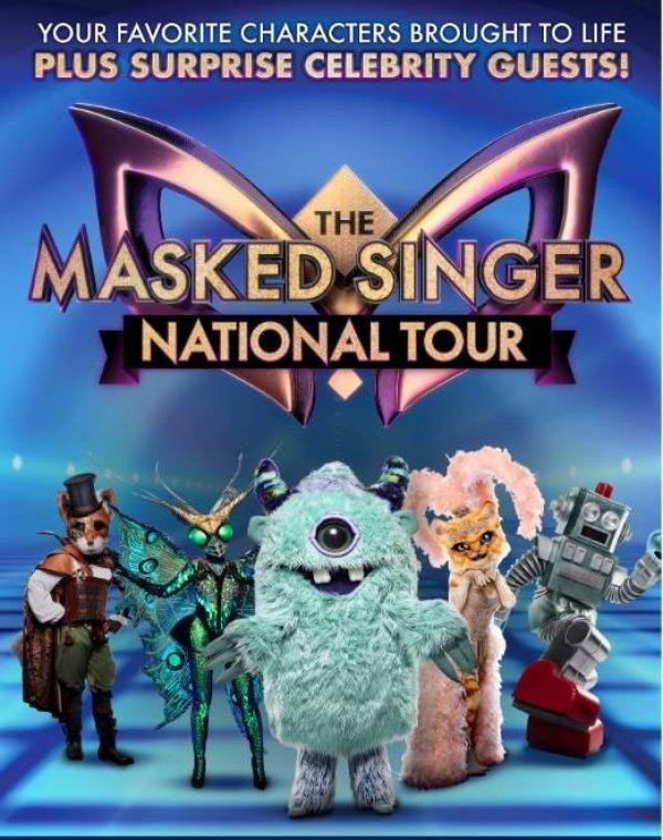 image for Win Tickets to See The Masked Singer!
