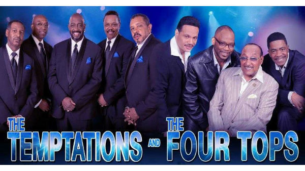 None - Win Tickets To The Temptations/The Four Tops!