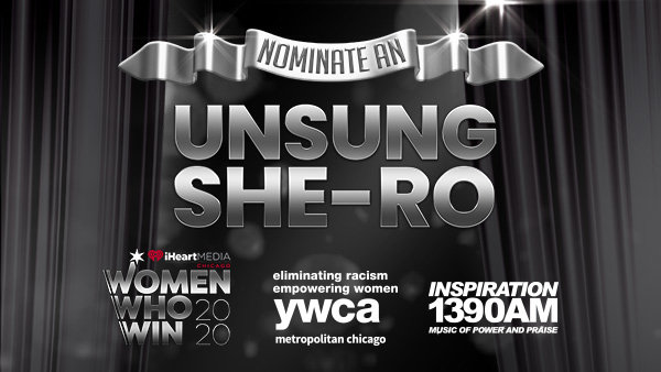 None - Nominate An Unsung She-Ro!