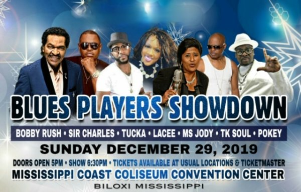 None - 1st Annual Blues Players Showdown at MS Coast Coliseum
