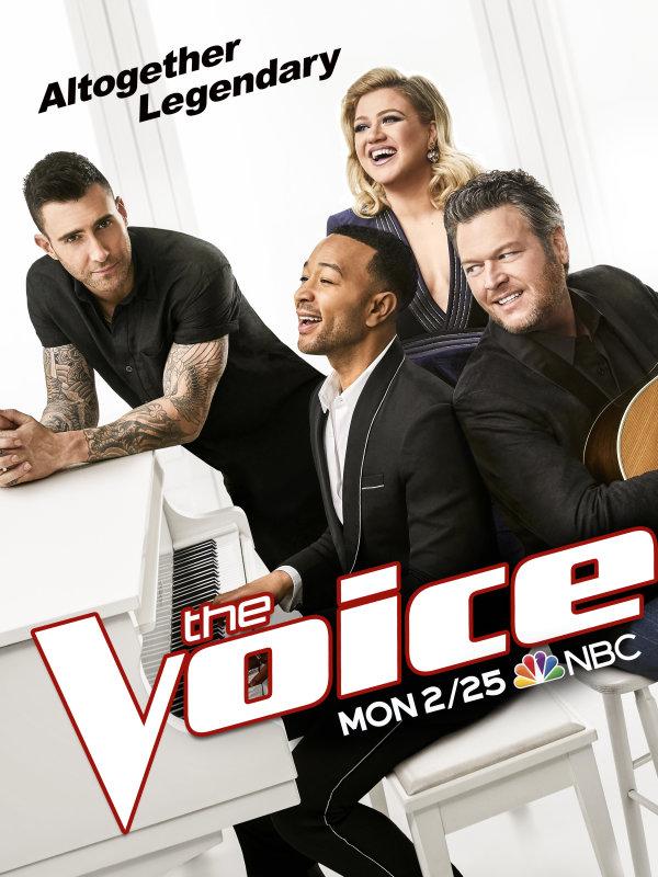 None - Win a trip to see The Voice in LA!