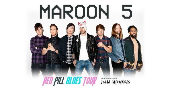 961 kiss contests tickets trips more 961 kiss win tickets to see maroon 5 m4hsunfo