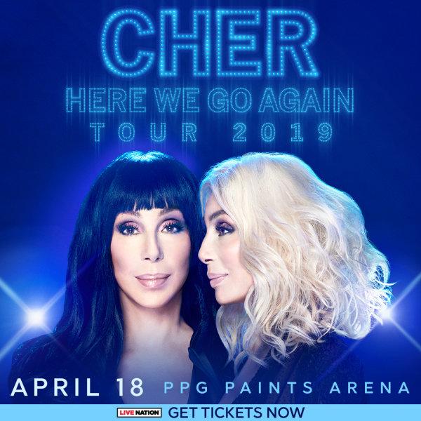 None -  Win tickets to Cher!