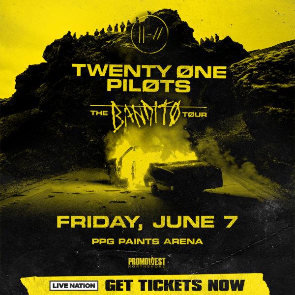 None -   Win tickets to Twenty One Pilots!