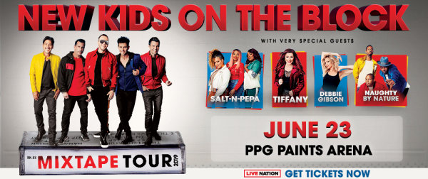 None -    Win tickets to New Kids on the Block!