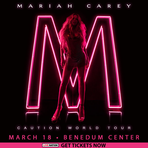 None -    Win tickets to Mariah Carey!