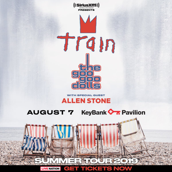 None -    Win tickets to Train and Goo Goo Dolls!