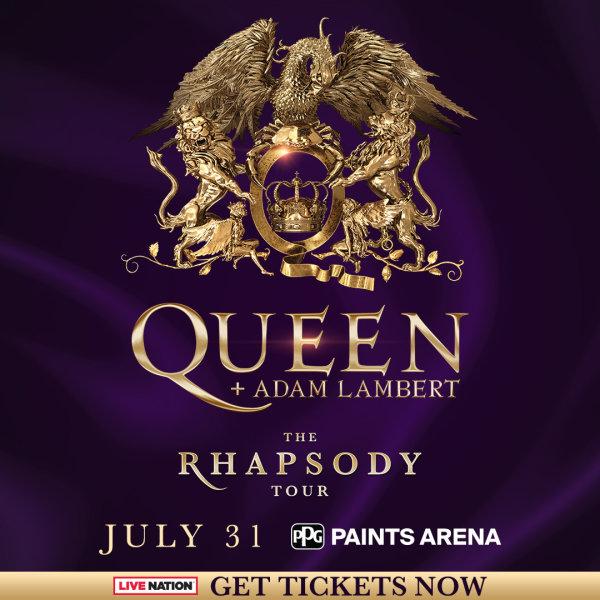 None -     Win tickets to Queen and Adam Lambert!