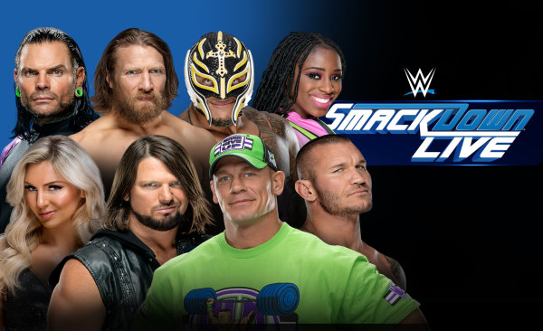 None -     Win tickets to Smackdown Live!
