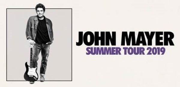 None -     Win tickets to John Mayer!
