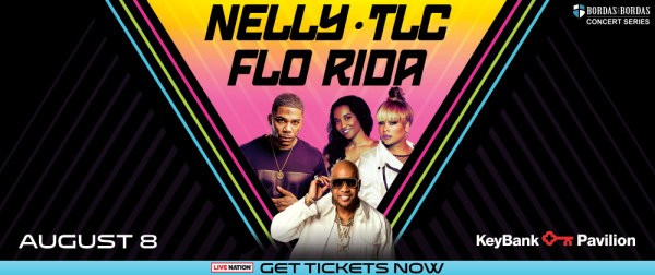 None -       Win tickets to Nelly, TLC, and Flo Rida!