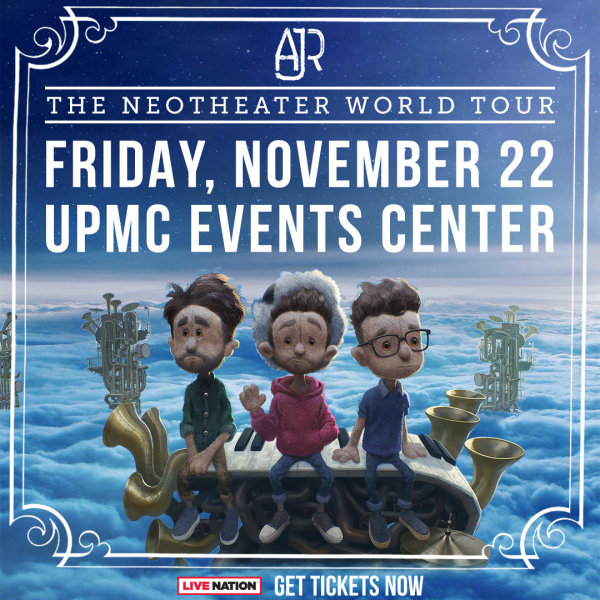 None -   Win tickets to AJR!