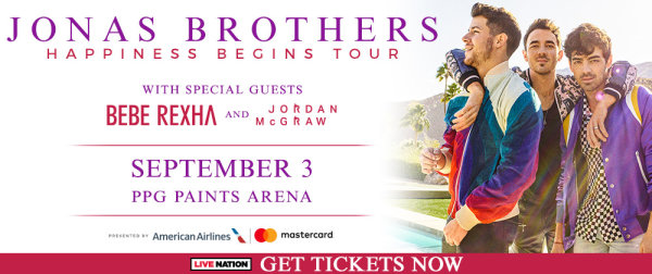 None -       Win tickets to the Jonas Brothers!