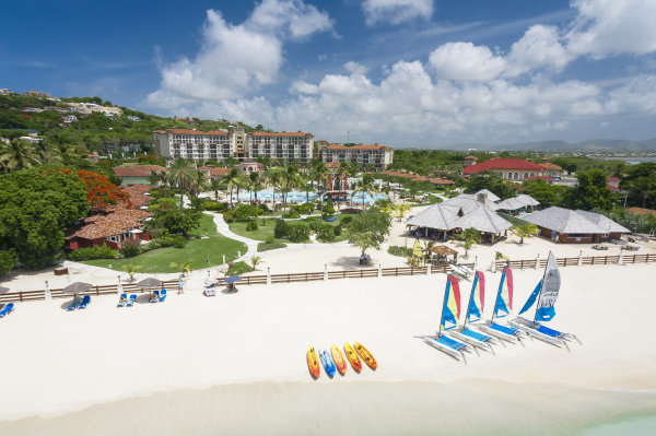 None -    Win a flyaway to Sandals Resorts!